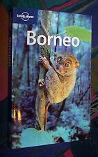 BORNEO - Sabah Sarawak Brunei Kalimantan Mt Kinabalu ... #  LONELY PLANET