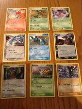 Pokemon Complete POP 1 Promo Set 17 Cards BLAZIKEN RAYQUAZA ARMALDO Ex TYRANITAR
