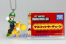Super Mario Bros will figure F Characters Keychain