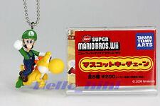 Super Mario Bros will figure F Characters Keychain