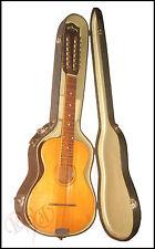 Philippines BANDILLA Acoustic OCTAVINA Guitar + Hard Case