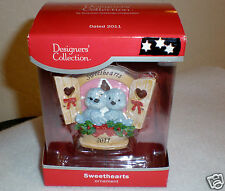 "2011 Designer Collection ""Sweethearts"" Ornament by American Greetings Corp. NIB"