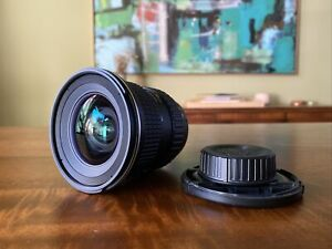 Tokina 11-16mm F/2.8 AT-X DX For Nikon