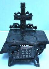 Miniature Cast Iron Cook Stove