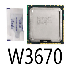 Intel Xeon W3670 3.2GHz 12MB 6Core LGA1366 CPU Processor X58=i7-970