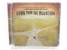 Down from the Mountain: Live Concert Performances by the Artists & Musicians CD