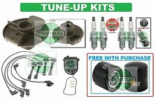 TUNE UP KITS for 92-93 ACCORD: SPARK PLUGS, FILTER, WIRE SET; DIST. CAP & ROTOR