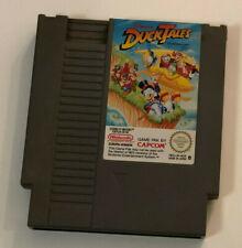 Nintendo Nes Game - Disney´S Duck Tales