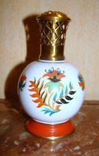 Rare Lampe Berger ancienne AP Bouquets