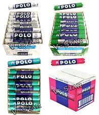 NESTLE POLO SUGAR FREE ORIGINAL MINTS BOX OF 32 ROLLS OF 34g TUBES