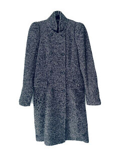 Zara Tweed Coat | Size Medium 10-12 Rrp.£99