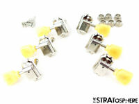 NEW Ping Vintage 3x3 Keystone TUNERS for Gibson Les Paul SG Nickel SPEC-LP1-N