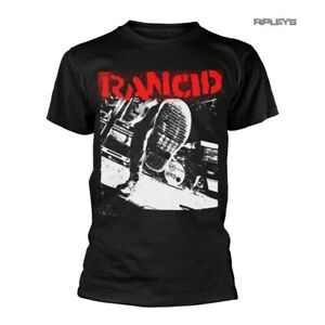 Official T Shirt Punk Rock RANCID And Out Come the Wolves 'Boot' Small LAST ONE