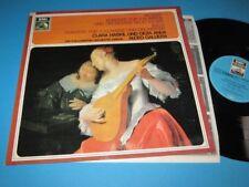 Haskil, Anda, Galliera / Mozart, Bach: Klavierkonzerte (GER, 1C 053-00 439) - LP