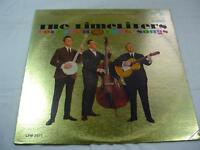 The Limeliters - Fourteen Folk Songs - RCA Victor LPM-2671 Mono