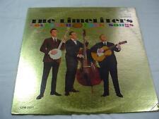 The Limeliters - Fourteen Folk Songs - RCA Victor LPM-2671 Mono