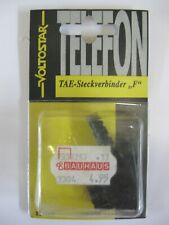 "TAE-Steckverbinder ""F"""