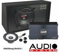 Audio System M SERIES EVO Set M165 EVO : Verstärker + Subwoofer 10 +  Speaker