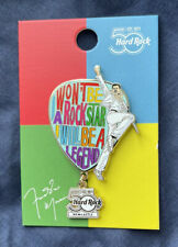 More details for new location freddie mercury hard rock cafe 50th newcastle charity pin free p&p