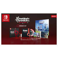 Xenoblade Chronicles Definitive Edition Collector's Set Nintendo Switch LIMITED
