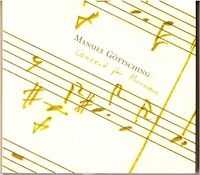MANUEL GOTTSCHING Concert for Murnau CD Electronic –Music for The Haunted Castle