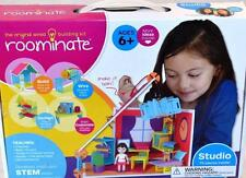Roominate Studio Wired Educational Building Kit Design - New / Sealed