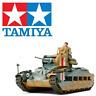 Tamiya 32572 Matilda MK.III/IV British Infantry Tank 1:48 Scale Kit