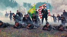 Mort Kunstler limited edition print, Hancock the Superb, Battle of Antietam