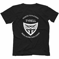 Tyrell Corporation T-Shirt 100% Cotton Replicant Bladerunner Inspired