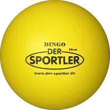 Schaumstoffball mit Ele-Haut 16cm mit super-stabiler Haut Softball