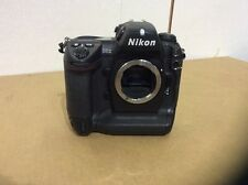 NIKON D2X 12.4 MP DIGITAL SLR CAMERA BLACK 12MP 72K+ COUNT - BODY ONLY