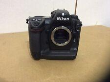 NIKON D2X 12.4 MP DIGITAL SLR CAMERA BLACK 12MP 58K+ COUNT - BODY ONLY