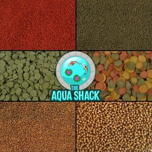 Freshwater Shrimp Food | Granules Pellets Wafers Sinking Spirulina Breeding Diet