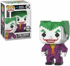 DC Super Heroes - The Joker Pop! 8-Bit Figure #11
