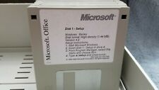 Microsoft Office Windows Disk Format Version 4.2 Plus Holder and Other programs