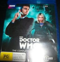 Doctor Who The Complete Second Series 2 (Australia Region B) Bluray – New