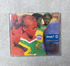 "CD AUDIO MUSIQUE / DARIO G ""CARNAVAL DE PARIS"" 6T 1998 CD MAXI-SINGLE WEA162CD"