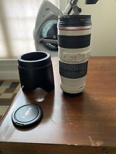 Canon EF 1258B002 70-200mm f/4L IS USM Lens