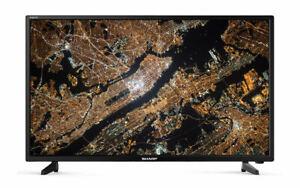 "Sharp 43"" Inch Smart LED TV Full HD 1080p Freeview HD WiFi USB LC-43FG5242E"