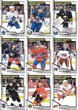 U PICK EM LOT 2020-21 20-21 O-Pee-Chee OPC Marquee Rookies RC card set #501-530