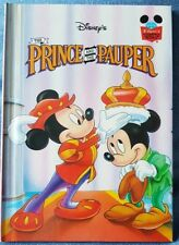 Disney's The Prince and the Pauper.