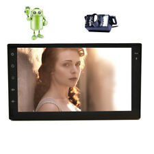 "7"" Double 2DIN Android 7.1 Octa Core Car GPS Stereo Radio no DVD Player+Camera"