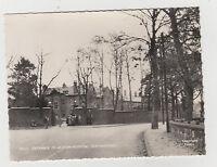 Entrance to akton Hospital, FEATHERSTONE antigua Real FOTO TARJETA POSTAL