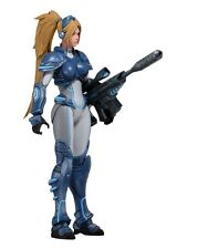 "NECA Blizzard Heroes of the Storm NOVA TERRA 7"" Action Figure Starcraft Sealed"