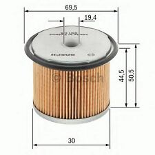 ENGINE FUEL FILTER OE QUALITY REPLACEMENT BOSCH 1457429657