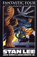 Fantastic Four: Lost Adventures by Jack Kirby, Stan Lee & JR Jr TPB Marvel OOP