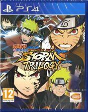 Namco Ps4 Naruto Trilogy 112858