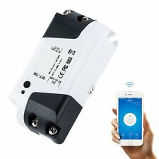 Wireless Remote Control Smart WiFi Switch Module Socket Outlet Wall Socket