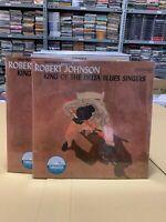 Robert Johnson LP King Of The Delta Blues Singers Türkis Vinyl Versiegelt 2020