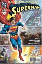 Superman Comic Book 2nd Series #122 DC Comics 1997 NEAR MINT NEW UNREAD
